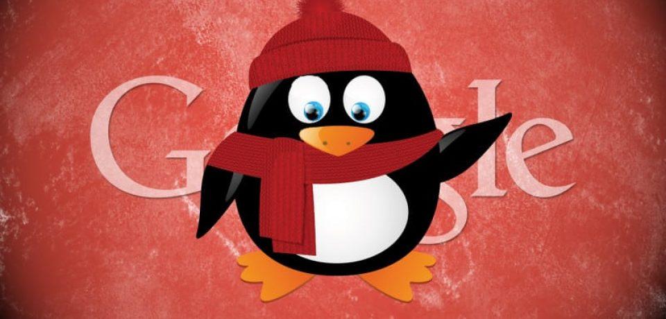 الگوریتم پنگوئن ۴ و تاثیر آن بر بهینه سازی سایت