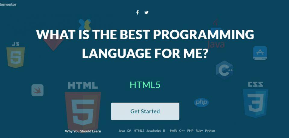 چگونه زبان برنامه نویسی خود را انتخاب کنیم؟