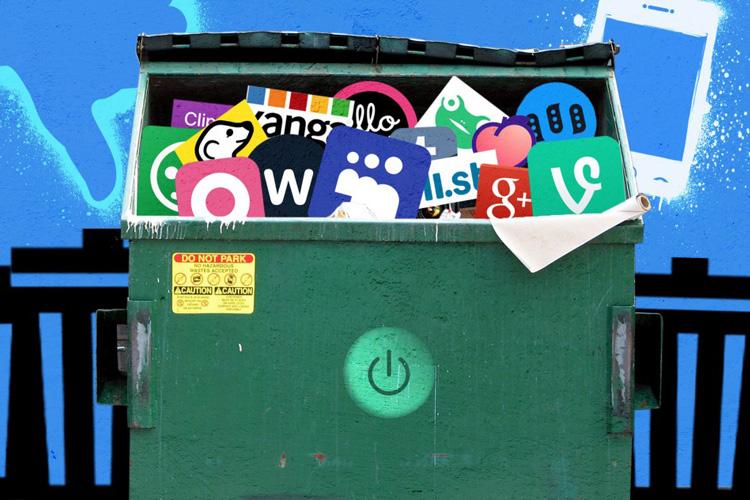 چرا شبکه اجتماعی جدیدی متولد نمیشود؟