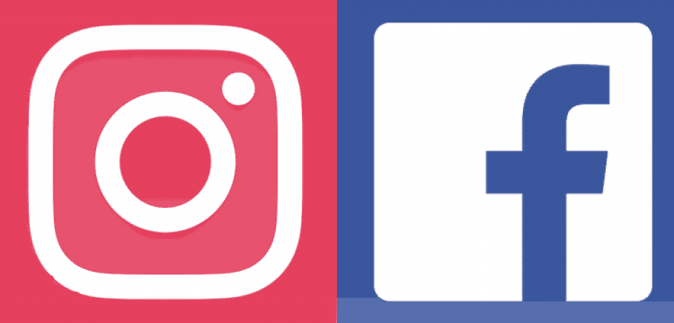 اینفوگرافیک: چرا برندها باید به اینستاگرام بیشتر از فیسبوک توجه کنند