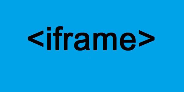 آیفریم چیست؟ چگونه iframe را برای سایت غیر فعال کنیم