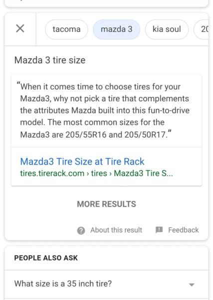 تلاش اخیر گوگل برای تغییر شکل موتور جستجوی خود در گوشی های هوشمند
