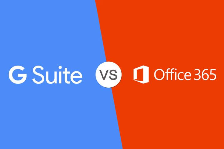 آفیس 365 یا G Suite گوگل؛ کدام سرویس گزینه بهتری است؟