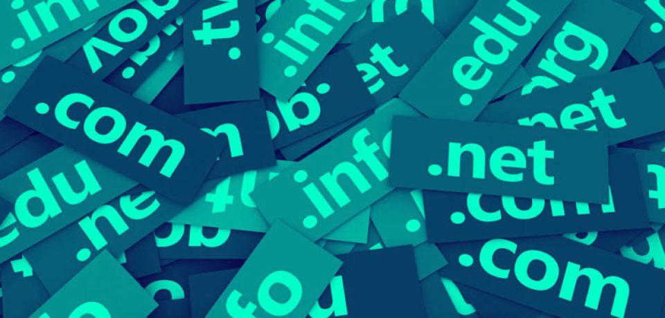 پشت صحنه اینترنت؛ تاریخچه نام های دامنه